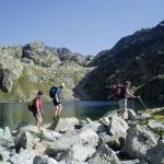 Lake 3 walkers