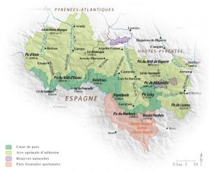 Carte-du-Parc-national-Pyrenees