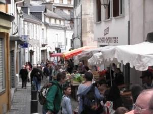 Luz market Rue d'Ossun