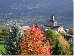 St Savin autumn