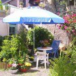 Florist garden