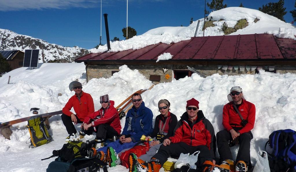 Encantats Ski Tour