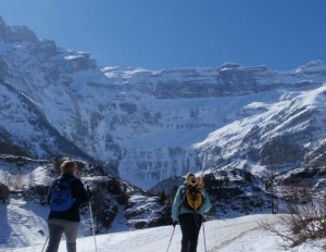Gavarnie snow shoe