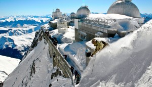 Station-Pic-du-Midi-Descente-Ski