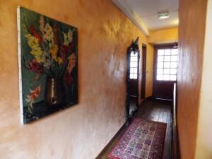 Front corridor
