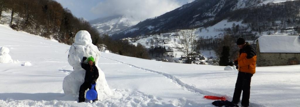 Winter Luz St Sauveur