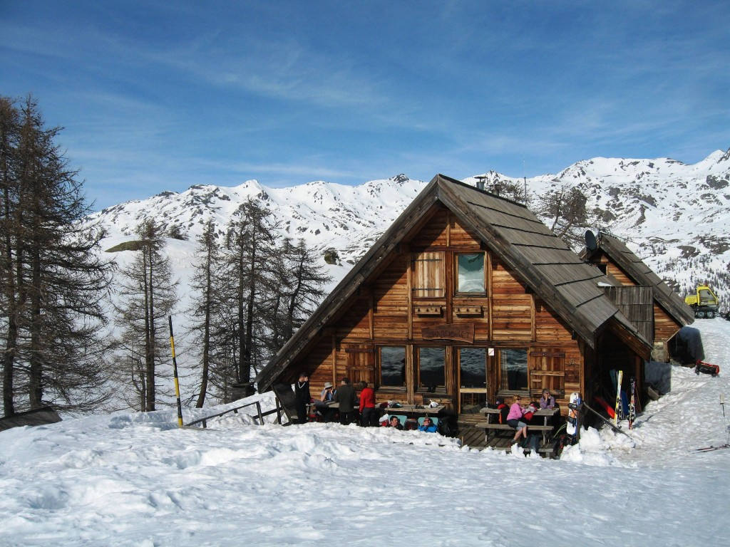Cerces Ski Tour