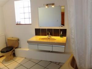 Templiers bathroom