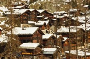Central Bernese Oberland Blatten