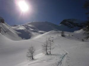 Larche Briancon Ski Tour