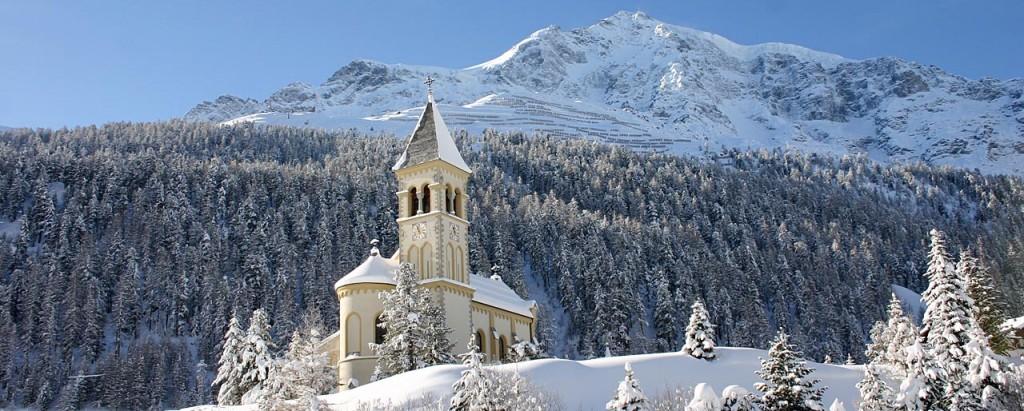 Sulden church