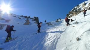 Climb to Aneto