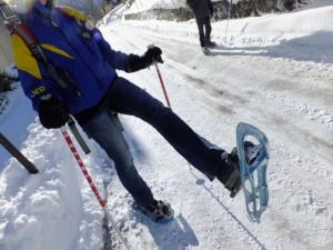 happy snowshoers1