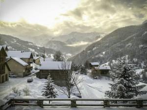 Gaudissard-Molines-En-Queyras-Hautes-Alpes
