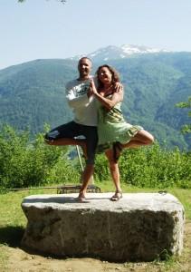 Mandy Sacha yoga